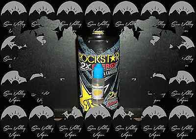 Rockstar Energy E JUICE E LIQUID VAPORIZER 15 ML Bottle USA MADE