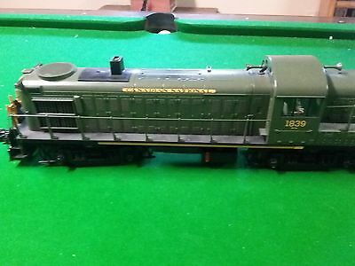 Aristo Craft Locomotive Alco RS-3 DCC Ready. Shipping to Canada and US only