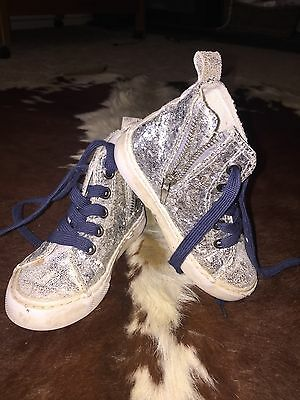Size 9 Toddler Girls Cotton On Boots