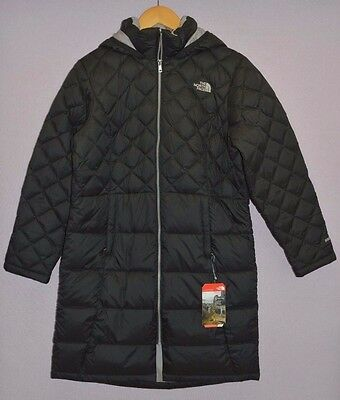 The North Face Youth Girl's Metropolis Quilted 550 Goose Down Jacket XL 18 Parka