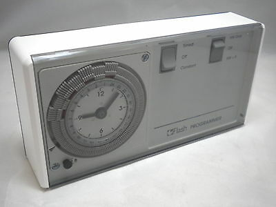 Central Heating Boiler Timeswitch Programmer Timer Control Tp20