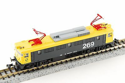 N-Scale KATO 137-1302 RENFE 269-092-3 AMARILLO/GRIS made in JAPAN !!