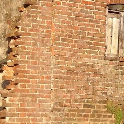 Reclaimed Handmade Bricks Red Lincolnshire Good Quality Lots Available