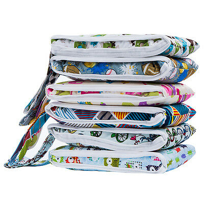 Portable Foldable Waterproof Baby Travel Nappy Diaper Compact Changing Play Mat