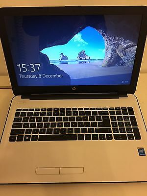 HP 15 Series laptop Intel Dual Core 1.9Ghz, 8Gb ram, 1TB Hard Drive