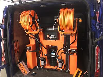 500ltr 1 Man Delivery WaterFed Pole System Brand New X-Tank - From Xline Systems