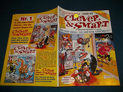 Clever & Smart***comic***album***heft***nr.195