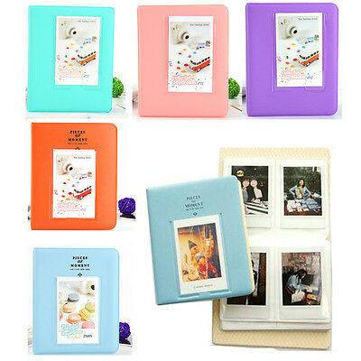 64 Pockets Album Photo Case For Fujifilm Instax Mini 7s  8 25 50s 90 Polaroid