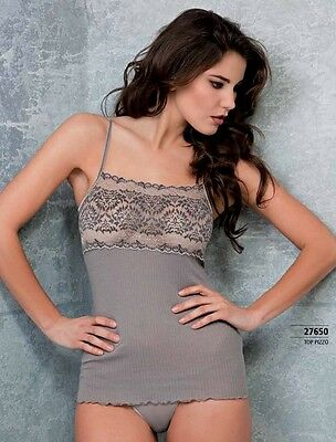 Top con pizzo Impose 27650