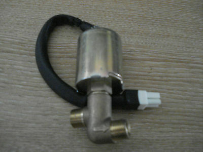 Gas Fire Solenoid Valve 4 Pin  Trident,Magiglo,Legend Gas Fires 19 cm Cable