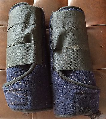 Large Blue Sports Boots -USED