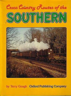 Cross Country Routes of the Southern - Book[1983 H/B 1st Edition]