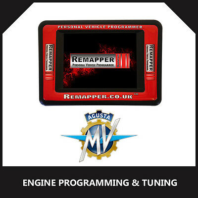 Mv Agusta - ECU Remapping | Engine/Chip Tuning | ECU Programming Tool