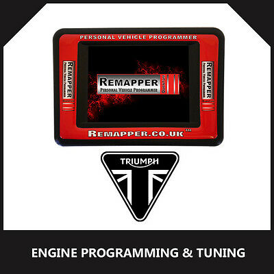 Triumph - ECU Remapping | Engine/Chip Tuning | ECU Programming Tool