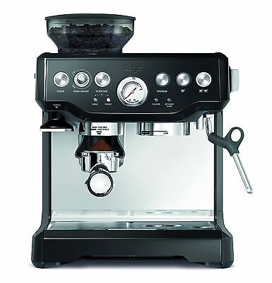 Sage The Barista Express Smart Black Bean To Cup Coffee Machine Adjustable Dose
