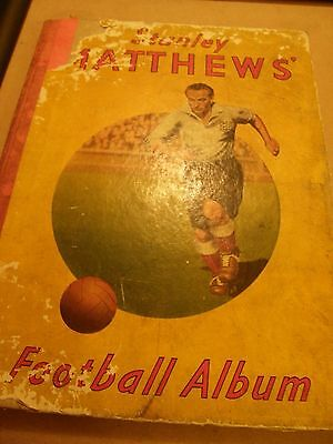 Stanley Matthews Football Album 1949/50