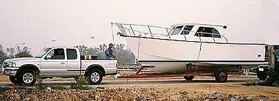 Boat plans Roberts Coastworker 28ft trailerable