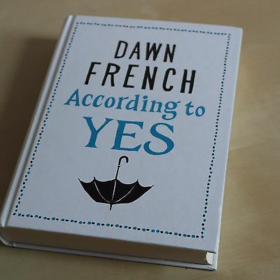 According to Yes by Dawn French (Hardback, 2015) New Book, Christmas Gifts