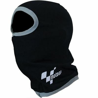 MotoGP Balaclava Motorcycle Motorbike Scooter Thermal Cotton Black Grey New
