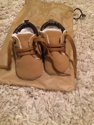 Baby Timberland Style Boots 6-12 Months