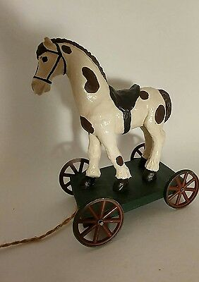 Horse Decorative Pull Toy