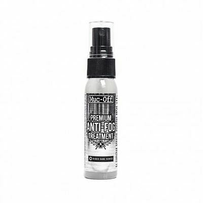 Muc-Off Premium Anti-Fog Motorcycle Motorbike Visor Goggles Treatment 35ml New