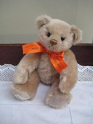 "Dean's Rag Book Ltd Ed. 'Hedja' 9"" Teddy Bear & Certificate"