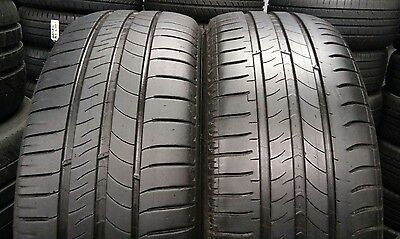 205 55 16 91V Michelin Energy Saver 5.5mm (A Tyres) x2 free fitting London E1W