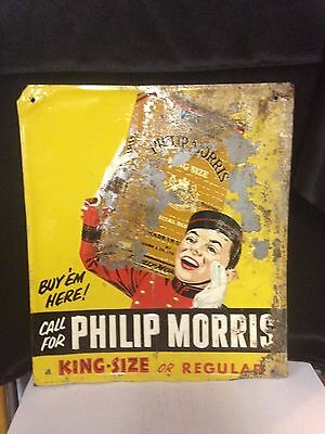Philip Morris Sign Early