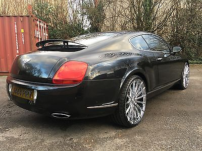 Bentley Continental Gt Coupe Modified Custom 6L W12