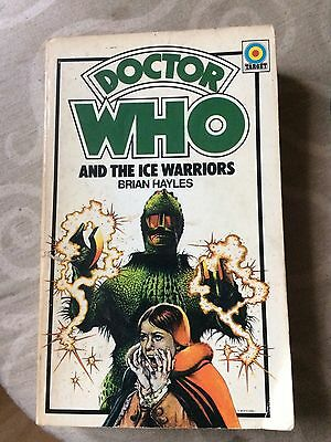 Doctor Who Book Autographed By Tom Baker
