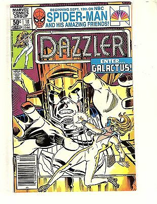 Dazzler  #10   about   8.5  UnRestored, Nice (5)