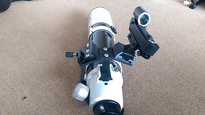 Skywatcher/Orion Dual Finderscope Bracket + two bases
