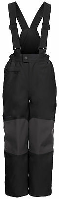 Vaude Kinder Winter Hose, Winterhose, Sno Cup Pants II  Gr: 134 / 140 in schwarz