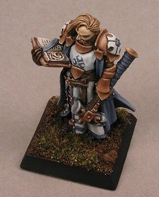 Halbarad Crusaders Cleric Reaper Miniatures Warlord Paladin Fighter Caster Melee