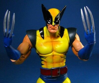 Wolverine Action Figure Marvel Select 18 cm Diamond Toys