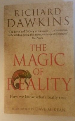 Richard Dawkins - The Magic of Reality (2012, TB, englisch)