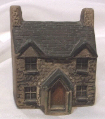 Philip Laureston Miniature English Cottage House UK 703 Hand Painted collectable