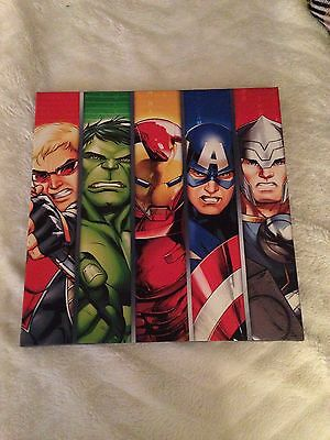 Avengers Canvas Picture From Next