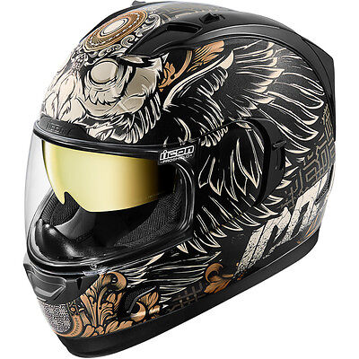 Icon Watchkeeper Alliance GT Full Face Motorcycle Helmet - Choose Size