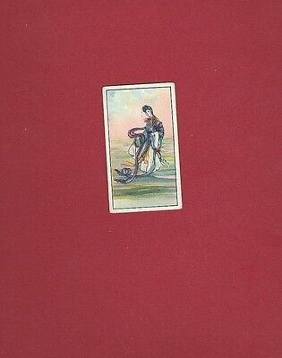 CHINESE TOBACCO CARD--Vintage 1910