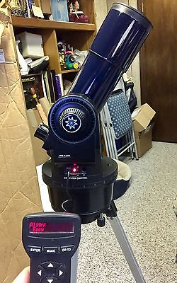 Meade ETX-70AT 70mm Refractor Telescope w/ 3 Eyepieces & Tripod,