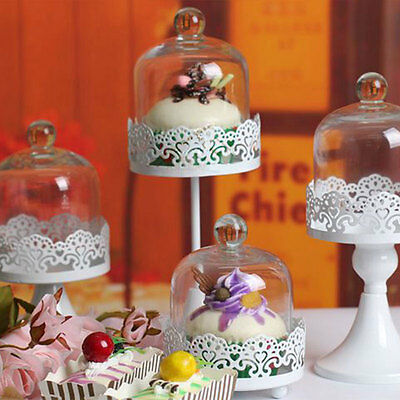 Hollow Designed Metal Steel Cupcake Dessert Iron Cake Stands Display Party Decor