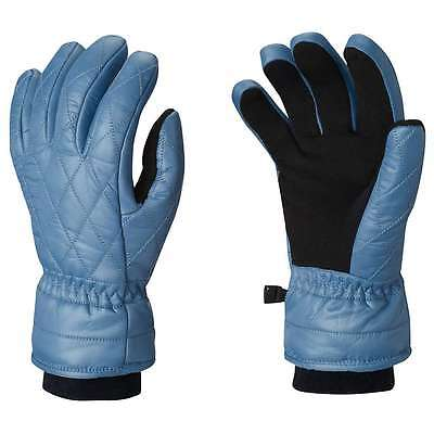Womens S-M-L Mountain Hardwear Thermostatic Insulated Fleece Lined Warm Gloves
