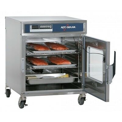Alto-Shaam 767-SK Chicken, Meat, Fish Smoker Halo Heat Cook & Hold 100lb Oven