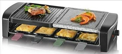 raclette/grill/pierre.8pers.1400w.no   SEVERIN RG 9645