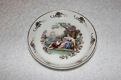 Vintage Lord Nelson Pottery English Lover's Trinket Dish