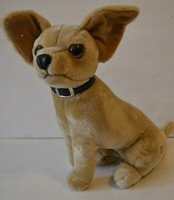"1999 Taco Bell Chihuahua Dog 11"" *Does not talk anymore*"