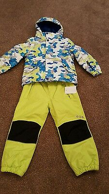 childs ski suit