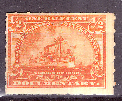 USA - REVENUES - R161 mnh og